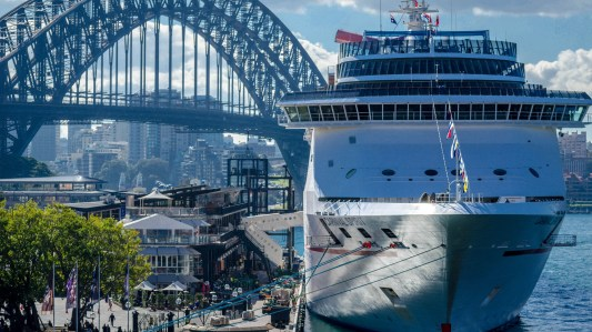 Maxi Bookings Services Cruise Ship Transfers Sydney - Sydney airport to cruise ship terminal